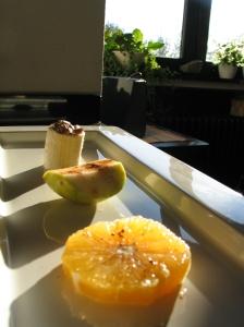 Winterliche Varianten vom Obst
